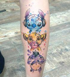 20+ Adorable Stitch Tattoo Ideas