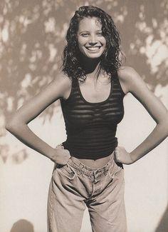 Christy Turlington, 1989