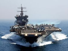 As USS Enterprise Retired, A Question: Why So Many Aircraft Carriers?