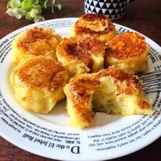"""山本ゆり's Instagram post: """"【とろける柔らかさ フライパンスイートポテト】  これはほんまにお勧めです。  スイートポテトをトースターやオーブンじゃなくフライパンで焼くだけなんですけど …"""""""