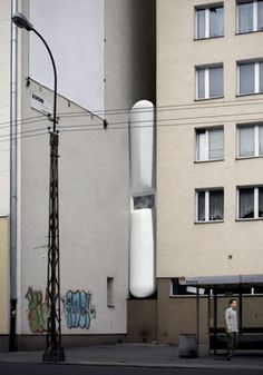 Poland's thinnest house a tight squeeze