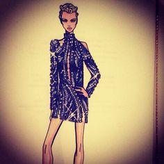 Atelier Versace Scketch