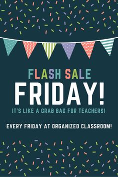 Who doesn't love a great deal? Here is a fun event that will only run through the summer! Pretty fun! It is definitely like a grab bag for teachers!