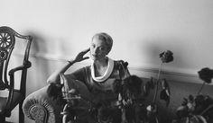 """En mai 1955, au Festival de Cannes, Grace de Monaco s'appelait encore Grace Kelly. Elle était venue présenter """"La main au collet"""", d'Alfred Hitchcock."""
