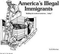 Doing a research paper. writing about illegal aliens. what should i talk about?