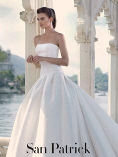 Magazine con la colección de vestidos de novia para 2014 | SAN PATRICK GRANADA