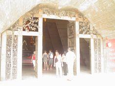 Entrada Basílica de Higuey. Foto de 2005, by Nancy
