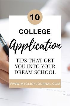 This is the ultimate college application guide for the united states! Get my best college application tips and university application tips. I got accepted to every college I applied to, so I hope these app tips work for you too! College Freshman Tips, Freshman Year, College Fun, High School Scholarships, High School Transcript, College Looks, Essay Tips, Dream School, Myself Essay
