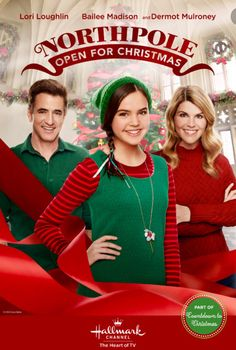 Great movie with two of my faves: Lori Loughlin and the young very talented beautiful Bailee Madison. :) <3