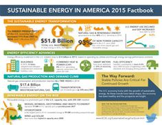 Sustainable Energy in America Factbook
