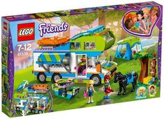 LEGO Friends 41339 : Mia's Camper Van