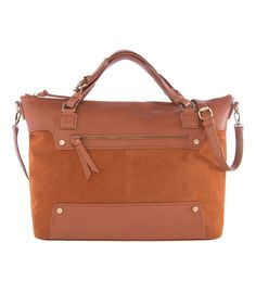 Marlow Tote by Shiraleah - Rust
