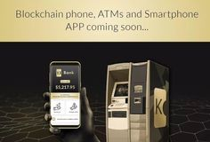 The World's first real GOLD-BACKED Crypto!  BONUS (60%) DEADLINE: NOVEMBER 24/2018, so act now!   An Independent Eco-System inclusive of:  999.9% LBMA  Certified Gold, Gold Mines, KaratPay, App, K-Exchanges, Crypto, Blockchain, BANKS, ATMs and a Blockchain Phone (coming in 2019)!   Join the Movement! Eco System, Gold Gold, Blockchain, Banks, November, Smartphone, Join, App, November Born