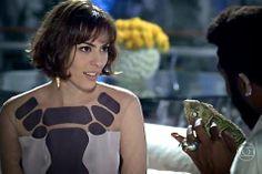 A Evangelina de Geração Brasil, interpretada pela linda atriz Bel Wilker, escolheu o brinco Hera na versão GoldPlated!