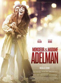 Monsieur & Madame Adelman, Mr. & Mrs. Adelman, 2016