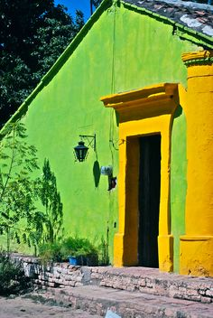 Colors of Quelite, Sinaloa.