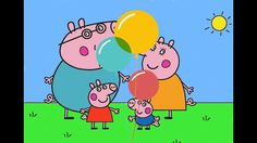 PEPPA PIG Coloring Pages  Videos For Children. Video per Bambini  #peppapig #georgepig #coloringpages