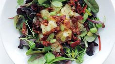 Roasted Potatoes & Sun-Dried Tomatoes