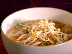 Pork and Udon Noodle Soup from FoodNetwork.com