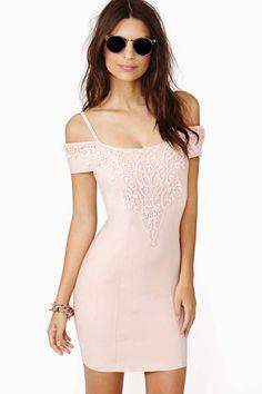 Sugarland Crochet Dress