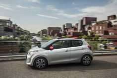 A strong personality? Yes! A dynamic design? Of course. 100% urban? Sure. City life is her nature. What about you? CITROËN #C1