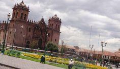 Iglesia Mayor del #Cusco. #peru #viaje #travel