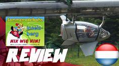Review Achtbaan+Rodelbaan: bobbaan en Wie-Flyer Inselberg, Duitsland