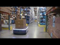 New mid-sized and large autonomous mobile robot platforms for warehouse environments - Fetch Robotics
