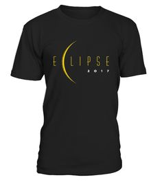 # Total Solar Eclipse 2017 shirt 4 .   The total solar eclipse is coming to America on 21 August 2017. Grab this stylish shirt showing the moon covering the sun and date. This is the ideal gift for astronomers, eclipse fans, sun worshipers or any one who is going to see the totality. If you live in Oregon, Idaho, Wyoming, Nebraska, Missouri, Kansas, Kentucky, Tennessee, South Carolina you are in a state that is on the path of total darkness. Get this shirt to celebrate the solar eclipse…