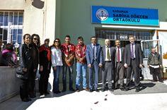 2012-2013 Eğitim öğretim yılı nisan ayı eğitimde değerler eğitimi projesi nisan ayı konusu olan Vatanseverlikte birinci olan ekibimizi kutluyorum.