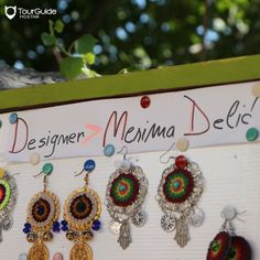 Merima Delic, the designer and the person behind the brand Nimet Designs. She creates handcrafts and unique jewelry which are sold every day in the Old Town of Mostar. Visit our website: www.tourguidemostar.com #travel #travelworld #nimet #nimetdesigns #mostar #tourguidemostar #visitmostar #bosniaandherzegovina #handcrafts #handmade #crafts #bags #jewelry