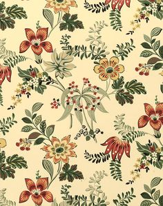1950s textile design, Germany