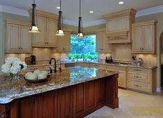 remodeling kitchen ideas | Found on designinthewoods.blogspot.com