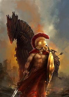 Trojan Horse - donmalo.deviantart.com