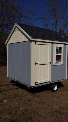 Garden Shed Deluxe with Loft #StaymanWoodworks