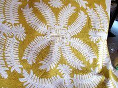 Hawaiian Quilts, Applique Quilts, Baltimore, Flow, Throw Pillows, Sewing, Toss Pillows, Dressmaking, Cushions