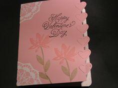 Stampin' Kat: Floral Valentine