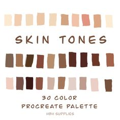 Skin Color Palette, Color Palate, Skin Colors, Colour Schemes, Color Combos, Color Palette Challenge, Color Psychology, Psychology Studies, Digital Art Tutorial