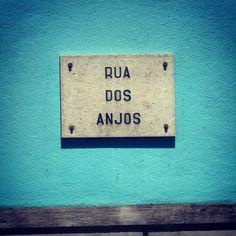 Lisbonne - Rua Dos Anjos - Portugal