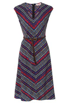 Louche Duchess Graphic Dress - Sale Dresses - Sale Womenswear - Sale