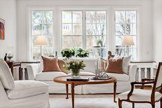 Vardagsrum - Inom Vallgraven Home Interior, Living Room Interior, Home Living Room, Interior Architecture, Interior Design, Cool Rooms, Furniture Decor, Interior Inspiration, Room Decor
