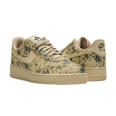 new arrival b5f29 e92d1 Nike Shoes   Nike Air Force One Low Lv8 (2007)   Color  Green Tan   Size  9