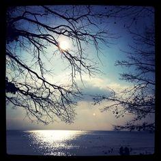 Vidy Lausanne - Leman Lake