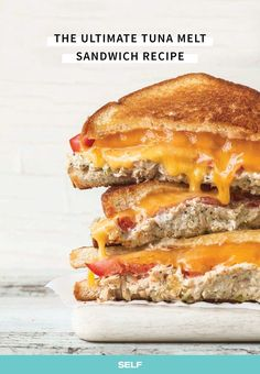 Chrissy Teigen's Super Tuna Melt Is The Cheesy Perfection You Need