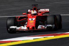 F1オーストリアGP フリー走行3回目:セバスチャン・ベッテルが最速タイム  [F1 / Formula 1]