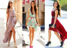 vestidos mullet moda 2013
