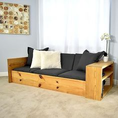 Sofa Bed - Unclear About Furniture? Top Tips On Furniture Buying And Care. Sofa Furniture, Pallet Furniture, Furniture Design, Furniture Stores, Cheap Furniture, Furniture Movers, Furniture Removal, Painting Furniture, Discount Furniture
