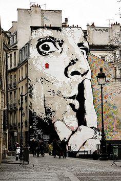 Paris - Trompe-l'oeil, 2012