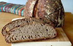 Knead Bread Recipe, No Knead Bread, Ciabatta, Gluten Free Baking, Bread Recipes, Good Food, Food And Drink, Snacks, Cooking