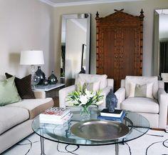Living room design by Cameron MacNeil